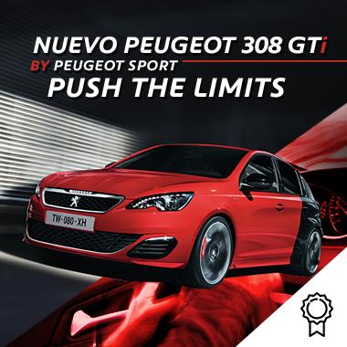 PUGEOT 308 GTI